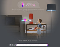 VICTOR is Your newest personal Voice Assistant