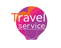 Logo for Travel Service