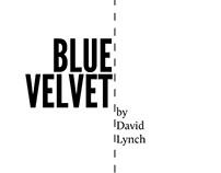 Blue Velvet (1986) Poster