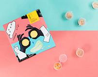 奇異果創意行銷|年節禮盒設計 Package Design
