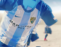 MÁLAGA CF .: NEW KIT :. NIKE
