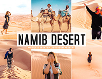 Free Namib Desert Mobile & Desktop Lightroom Presets