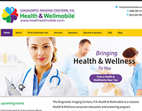 HealthWellMobile Website