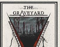 """T-SHIRT DESIGN """"THE GRAVEYARD"""""""