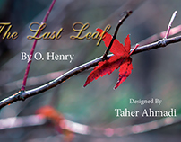 """""""The Last Leaf"""" by O. Henry Illustration and Binding"""