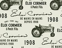 Éloi Cormier - De mains en mains