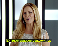 "Latin American Music Awards 2016 ""Host"""