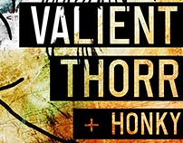 Valient Thorr and Honky live in Berlin - August 2016