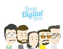 Team Digital 2014