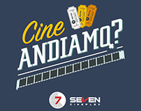 Seven Cineplex - Spot Domenicale
