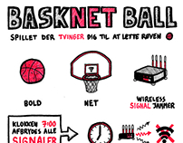 Idea | BaskNetball