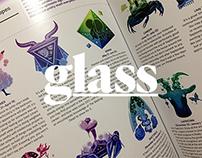 Horoscopes for glass magazine