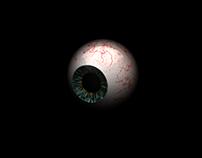 3d eye ball