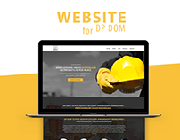DP DOM Website