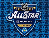 2020 NHL All-Star Event Brand