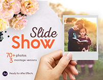 Photo Slideshow | After Effects Template