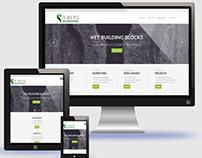 9 Keys International - Responsive Website