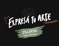 Expresá tu arte- Zillertal