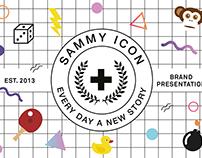 Sammy Icon Brand Presentation
