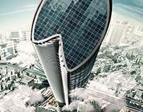 Rotana Tower