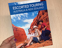 Escorted Touring Brochure-Australia & New Zealand 2015