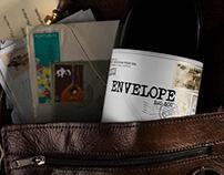 Envelope || Wine Label & Packaging Design