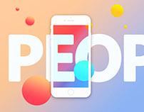 Color World UI Design