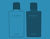 Tonka & Nerolí. Package and Product Design