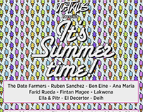 It's Summer Time , London,UK (group show)