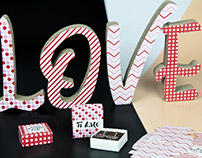 Customize your Valentine's day with Packly!