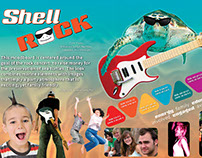 Shell Rock Animated Logo and Promotional Video