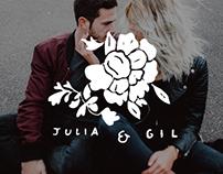 Julia & Gil