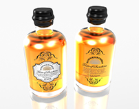 Label Design Vancouver / Elixir Label Design