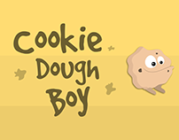 Cookie Dough Boy - Mobile Game for iOS & Android