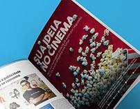 Campanha Flix Media - Sua Ideia no Cinema