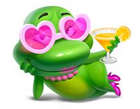 Fun froggies