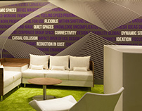 Dauphin NeoCon Showroom Mural