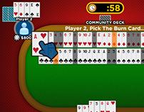 Poker Game App- Concept