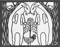 Wycininaki - papercutting