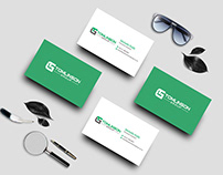 Business Card Mockup-free