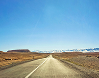 On the road / Morocco