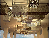 Approved interior ceiling 3D designs