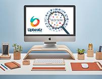 Digital Marketing, SEO & SEM services for Upbeatz.com