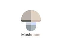 Mushroom Logo Idea