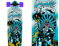 Long Island Longboards - Deck Designs