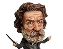 Giuseppe Verdi Sculpture