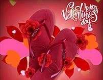 Havaianas | Valentine's Day Post 2018