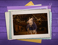 TENDER MILKA CHRISTMAS - INTEGRATED CAMPAIGN