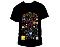 Coded  T-shirt