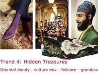 Hidden treasures AW 2015/2016 menswear
